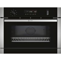 NEFF C1APG64N0B Built-in Combination Microwave - Stainless Steel, Stainless Steel