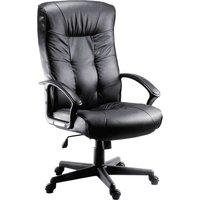 Teknik Gloucester Leather Reclining Ergonomic Office Chair