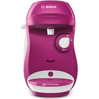 TASSIMO by Bosch Happy TAS1001GB Coffee Machine - Purple & White, Purple