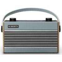 Roberts Rambler Portable Dabﱓ Retro Radio - Blue, Blue