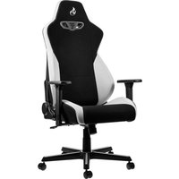 NITRO CONCEPTS S300 Gaming Chair - White, White