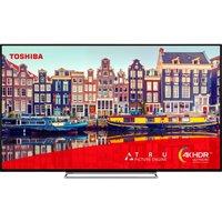 """Toshiba 43VL5A63DB 43"""" Smart 4K Ultra HD HDR LED TV"""