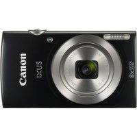 IXUS 185 Compact Camera - Black,