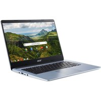 "Acer CB314 Touch 14"" Chromebook - Intel Celeron, 64GB eMMC, Silver,"