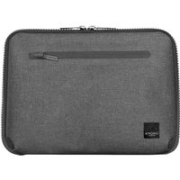 "KNOMO Thames Knomad Organiser 13"" Laptop Sleeve - Grey, Grey"
