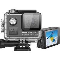 GOXTREME BlackHawk+ 4K Ultra HD Action Camera - Black, Black