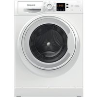 Click to view product details and reviews for Hotpoint Nswr 943c Wk Uk N 9 Kg 1400 Spin Washing Machine White White.