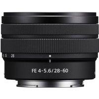 SONY FE 28-60 mm f/4-5.6 Standard Zoom Lens