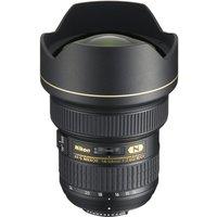 Image of NIKON AF-S NIKKOR 14-24 mm f/2.8 G SWM ED IF Wide-angle Zoom Lens, Red