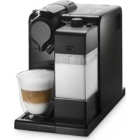 NESPRESSO Nespresso Lattissima Touch Coffee Machine - Black, Black