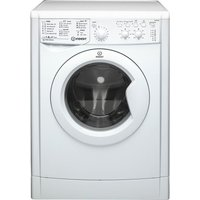 INDESIT IWC81482 ECO Washing Machine - White, White
