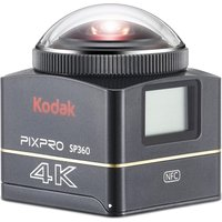 Click to view product details and reviews for Kodak 4k Explorer Sp360 Action Camcorder Black Black.