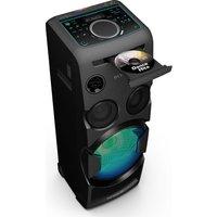 Sony Mhc-v50d Wireless Megasound Hi-fi System - Black, Black