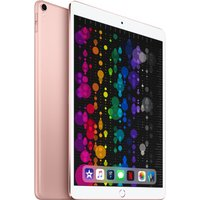 APPLE 10.5 iPad Pro - 64 GB, Rose Gold (2017), Gold
