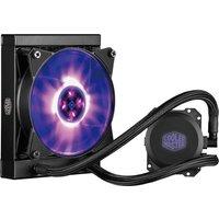 COOLERMASTER Master Liquid 120 mm CPU Cooler - RGB LED