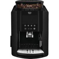 KRUPS Arabica Digital EA817K40 Bean to Cup Coffee Machine - Carbon