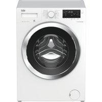BEKO WY104344W 10 kg 1400 Spin Washing Machine - White, White