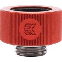 EK HDC Hard Tube Fitting   16 mm  Red  Red