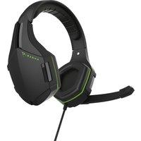 PIRANHA HX25 Gaming Headset - Black, Black