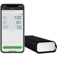 QARDIO QardioArm Smart Blood Pressure Monitor - White & Black, White
