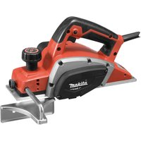 MAKITA MT Series M1901 82 mm Power Planer - Red, Red.