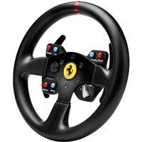 THRUSTMASTER Ferrari GTE Wheel Add On - Black, Black.