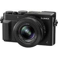 PANASONIC  Lumix DMC-LX100EBK High Performance Compact Camera - Black, Black