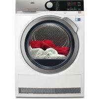 AEG AbsoluteCare T8DEE945R Condenser Tumble Dryer - White, White