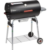 LANDMANN Taurus 660 Charcoal Drum BBQ - Black, Charcoal