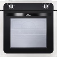 NEW WORLD NW602V STA Electric Oven - Black & Stainless Steel, Stainless Steel