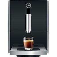 Jura A1 Bean To Cup Coffee Machine - Black, Black