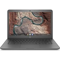 "HP 14-ca050sa 14"" AMD A4 Chromebook - 32 GB eMMC, Grey, Grey"