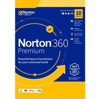 NORTON 360 Premium 2019 - 1 year for 10 devices