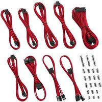 CABLEMOD Classic ModMesh RT-Series ASUS ROG/Seasonic Cable Kit - Red, Red