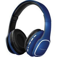 'Volkano Phonic Vk-2002-bl Wireless Bluetooth Headphones - Blue, Blue