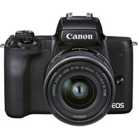 CANON EOS M50 Mark II Mirrorless Camera with EF-M 15-45 mm f/3.5-6.3 IS STM Lens
