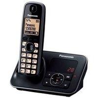'Panasonic Kx-tg6621eb Cordless Phone With Answering Machine