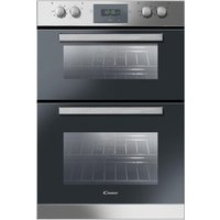 CANDY FDP6109X Electric Double Oven - Stainless Steel, Stainless Steel