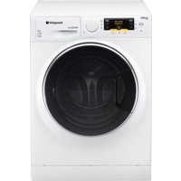 HOTPOINT Ultima S-Line RPD10667DD Washing Machine - White, White