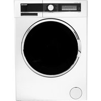 Sharp Washer Dryer Es-gdd9144w0 - White, White