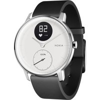 NOKIA Steel HR 36 Fitness Watch - Black, Small, Black