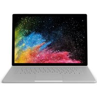 MICROSOFT Surface Book 2 15 - 256 GB, Silver, Silver