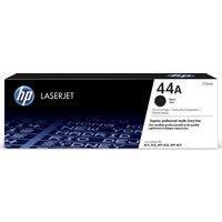 HP 44A LaserJet Black Toner Cartridge, Black