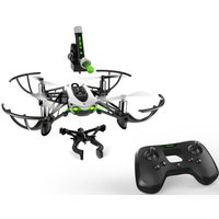 Parrot Mambo Mission Drone With Flypad Controller & Fpv Goggles Bundle - Black & White, Black
