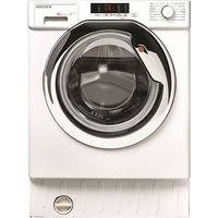 Hoover Hbwm914sc Integrated 9 Kg 1400 Spin Washing Machine