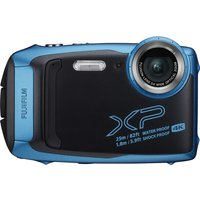 Fujifilm FinePix XP140 Tough Compact Camera - Sky Blue,