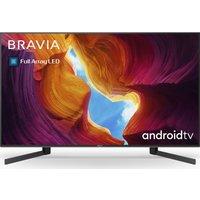 49 SONY BRAVIA KD-49XH9505BU Smart 4K Ultra HD HDR LED TV with Google Assistant.