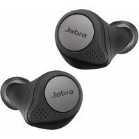 JABRA Elite Active 75T Wireless Bluetooth Earphones - Black, Titanium