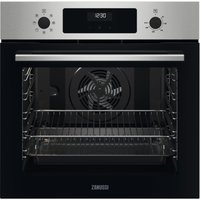 ZANUSSI FanCook ZOHCX3X2 Electric Oven - Stainless Steel, Stainless Steel