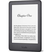 "AMAZON Kindle 6"" eReader - 8 GB, Black, Black"